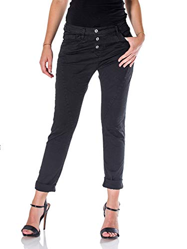 Baggy Donna Nero P78a Please Jeans XqFwz4TXt