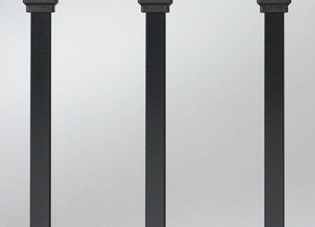 Aluminum Deck Railings - Estate 26