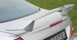 Mercedes Genuine Rieger Brand W209 CLK Class Rear Wing Spoiler