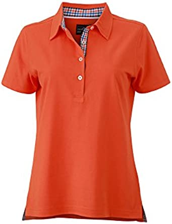 Camisa Polo Mujer a Utilizar en Moda de la Camisa Polo Deporte ...