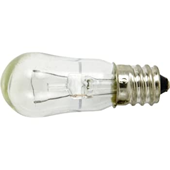 Amazoncom General Electric WR02X12208 6W Light Bulb Home