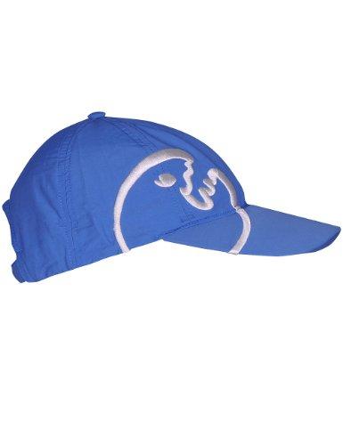 Azul Dark iQ protectora gorra 61 los Cap UV Azul Blue rayos 55 de cm 200 11qOFRx7w