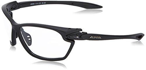 Gafas Twist Vl black 0 2 Alpina mat ciclismo Four de B6wqvOp4v