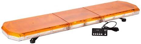 LSHAN COBストロボライトバー、C205警告灯、屋根のHolaの長い列のフラッシュランプのトレーラーの屋根の安全のための高い発電の非常灯