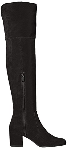 Knee Boot Edelman Black the Vivica Circus by Sam Over Women's HqxZFBZw