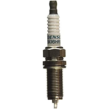 Denso (3417) SK16HR11 Iridium Long Life Spark Plug, Pack of 1