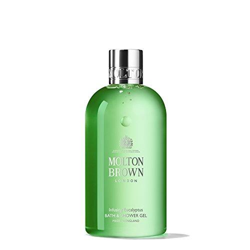 Body Cleansing Gel Eucalyptus - Molton Brown Bath & Shower Gel, Infusing Eucalyptus, 10 oz.