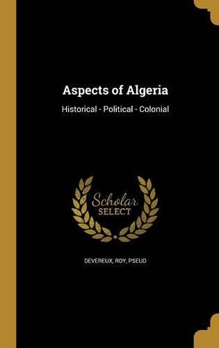 Aspects of Algeria