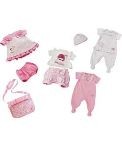 Baby Annabell Clothing Outfit Set - 4 Pack: Amazon.co.uk: Baby