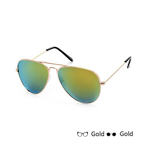 Sun polarizadas Unisex Gafas ZHANGYUSEN para Señoras Vintage Mujer hombres de Retro gafas hembra Un UV400 sol Ray macho D 6A6OSqt