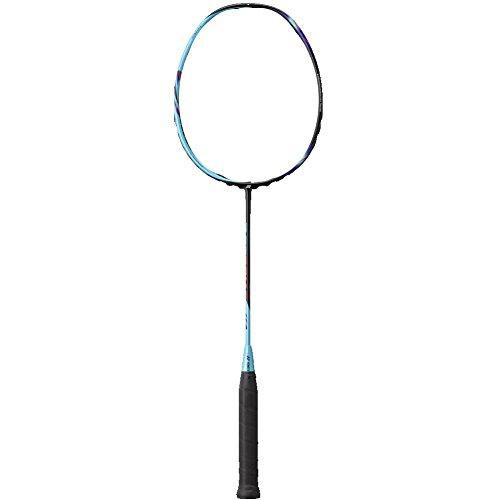 Yonex Astrox 2 Badminton Racket (Blue Black, Strung with BG 65 @ 24lbs.)