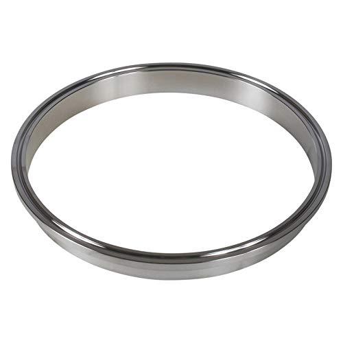 Ferrule SS304 Stainless Steel Butt Welded Ferrule Maslin Tri Clamp 12 in