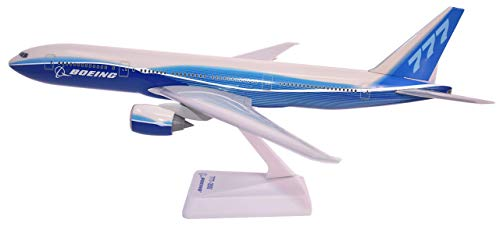 (Boeing Demo (04-Cur) 777-200 Airplane Miniature Model Plastic Snap Fit 1:200 Part# ABO-77720H-029 (Certified Refurbished))
