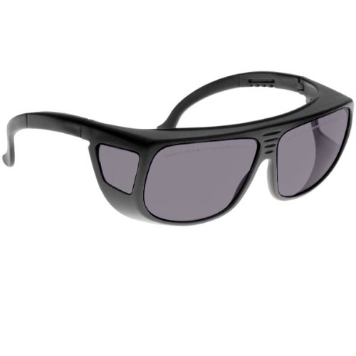 Noir Spectra Shields Large Adjustable -Fitover 32 Percent Medium - Sunglasses F21