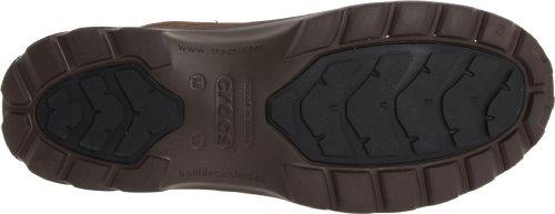 crocs Greeley 11483 - Botas para hombre Marrón