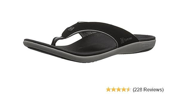 64fc6607004fc Amazon.com  Spenco Men s Yumi Flip Flop Sandal  Shoes
