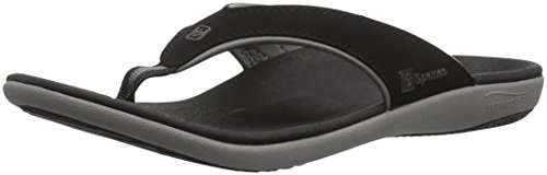 Sandals Spenco Canvas Women's Yumi Black fxUPOnqU8