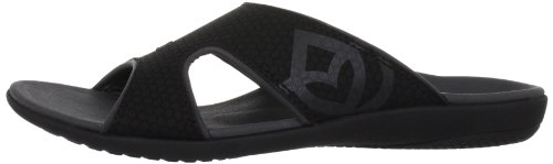 SLIDE SPENCO KHOLO WOMENS Schwarz SANDALS wTO0x