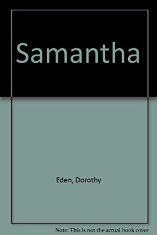 book cover of Samantha