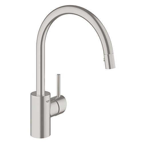 grohe bronze pull down faucet bronze grohe pull down faucet. Black Bedroom Furniture Sets. Home Design Ideas