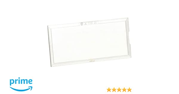 Hobart 770191 Standard Replacement Components Lens, Clear, 2-Inch - Eye Protection Equipment - Amazon.com