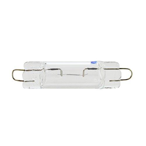 Tokistar XLR-2405 Clear Xenon Festoon Double Ended 24V 5W Low Voltage Halogen Bulb Av-2 (24v Clear Xenon Festoon)