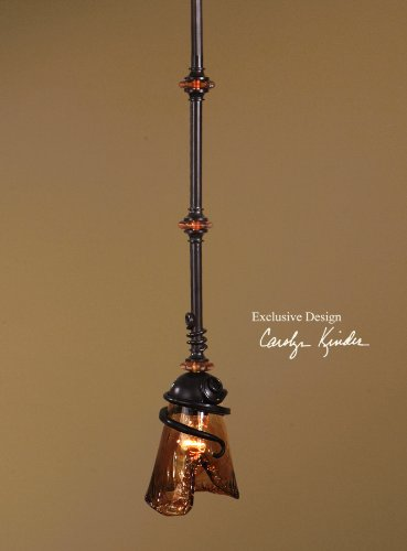 Tuscan Hanging Pendant Light - 8