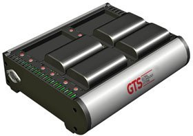 (Honeywell Batteries HCH-3006-CHG Gts Batteries, MC3000/MC3100, Battery Charger, 6 Bay, Power Supply Included, OEM P/N SAC7X00-4000CR, SAC7X00-400CES, and Sacx000-411Cr)