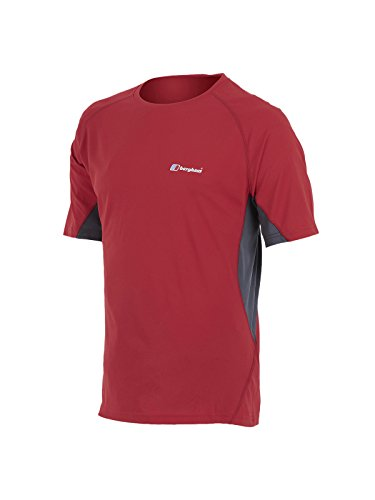 Berghaus Men's Tech Tee Base Short Sleeve Crew