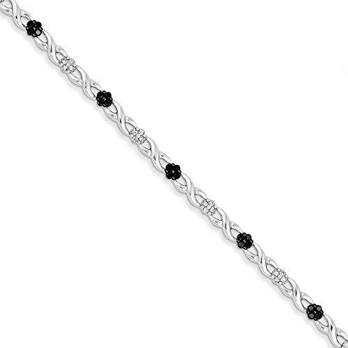 0.5 Ct Diamond Bracelet - 9