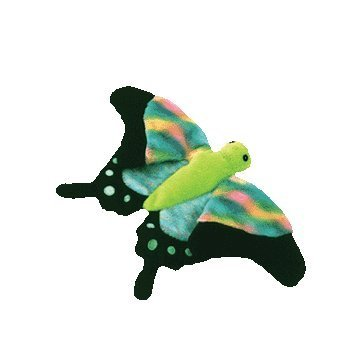 d1177f7d816 Amazon.com  Ty Beanie Baby Float the Butterfly Multi Color Tie Dye Wings   Toys   Games