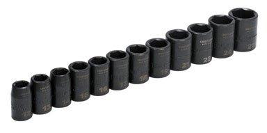 Craftsman Easy-to-Read Dual-Mark Impact Socket Sets 915885 Metric 1/2