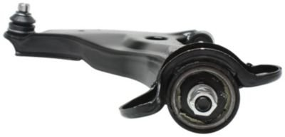 Evan-Fischer EVA1177206693 Control Arm Front Driver Left LH Side Lower Rubber Bushing With ball joint(s) and Bushing(s) Replaces OE Number(s) MR554375, MR554985