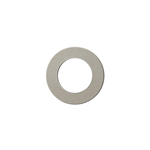 RMP Stamping Blanks, 1 1/4 Inch Round Washer with 3/4