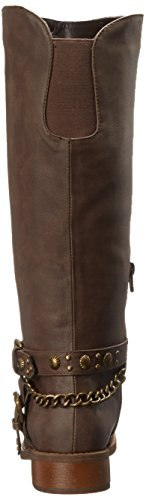 Women's Brown Boot Tied Roper Western Fx786wqz