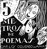 5 Meters of Poems, Carlos Oquendo De Amat, 1933254599