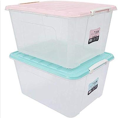 Caja de almacenamiento de plástico grande Cajas de almacenamiento ...