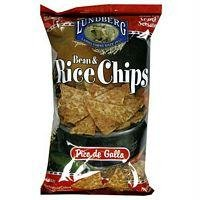 Lundberg Rice Chips, Pico de Gallo, 6 oz