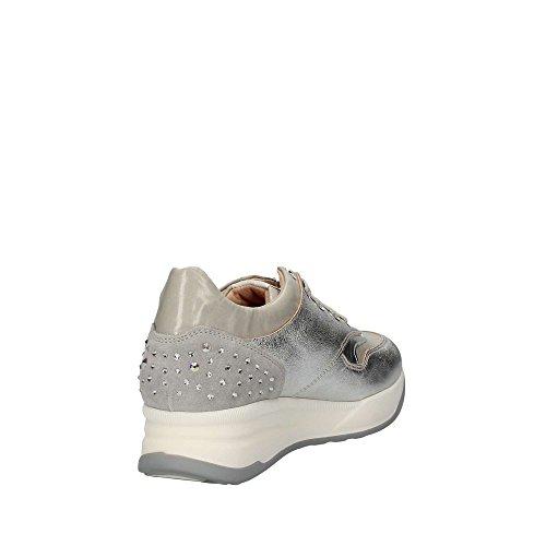 Liu Jo Girl L4A4-00455-0134 Sneakers Frau Silber