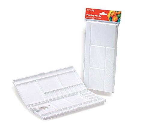 Reeves Folding Plastic Palette, Large
