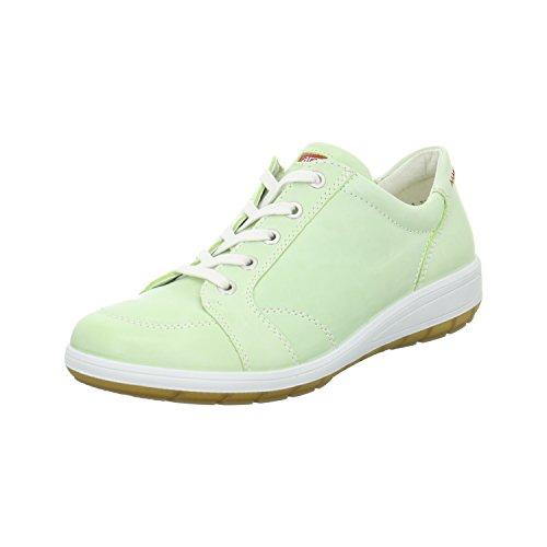 c4cf8ef1ef ara 124985136 Zapatillas de Piel Lisa para mujer Verde
