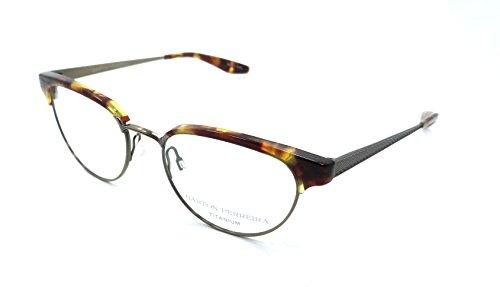 Barton Perreira RX Eyeglasses Frames Filly 49x17 Torasel / Antique Gold - Titanium Perreira Barton