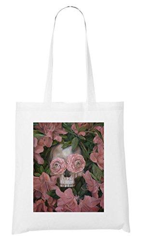 Skull Lily Blanc Sac Blanc Skull Sac Skull Lily Lily Blanc Sac CF6SOqBU