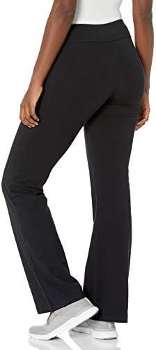 Spalding Bootleg - Pantalón de Yoga para Mujer 5