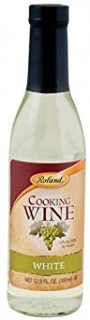 Roland: Chablis White Cooking Wine 12.9 Oz (12 Pack) by Roland