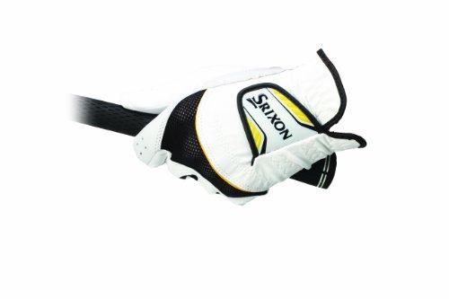 Srixon Women's Hi-Brid Regular Golf Glove, Small, Worn on Left Hand