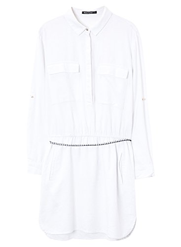 meters-bonwe-womens-casual-long-sleeve-shirt-dress-with-belt-white-m