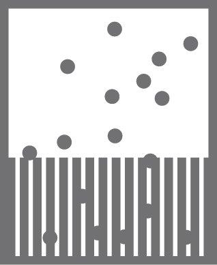 Granat Läufer Col. Col. Col. 40 grau Schmutzfangläufer Meterware 120 cm breit nach Maß Teppich Brücke Flur in vielen Längen und Breiten lieferbar rutschfest hohe Schmutzaufnahme saugfähig und Fußbodenheizung geeignet B00U2NTK2O  1ee96f