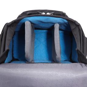 Case Logic DSM-101 Luminosity Small DSLR Messenger Bag adjustable foam dividers