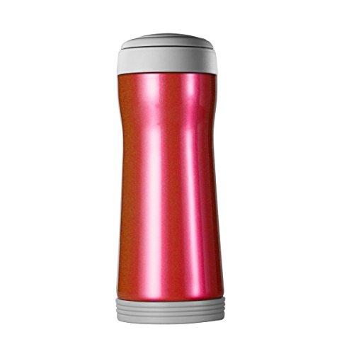 Timolino Deluxe Fusion Vacuum Mug (Tomato Red)